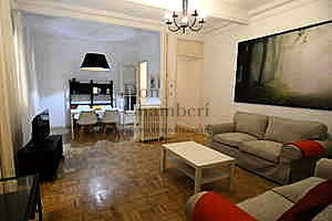 Apartment in Almagro, Chamberí, Madrid.