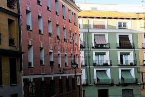 Piso venta en Lavapies, Madrid.