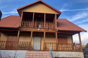 Chalet for sale in Quijorna, Madrid.