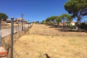 Plot for sale in Casco Urbano, Navas del Rey, Madrid.