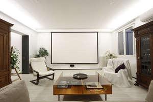 Flat Luxury in , Madrid.