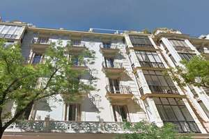 Flat in Recoletos, Salamanca, Madrid.