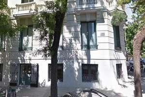 Commercial premise in Almagro, Chamberí, Madrid.