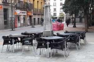 Premissa comercial em Sol, Centro, Madrid.