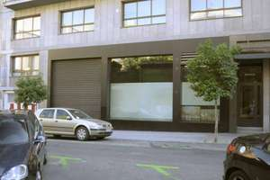 Commercial premise in Castellana, Salamanca, Madrid.