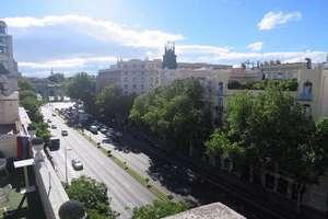 Penthouse in Recoletos, Salamanca, Madrid.