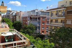 Flat for sale in Gaztambide, Chamberí, Madrid.